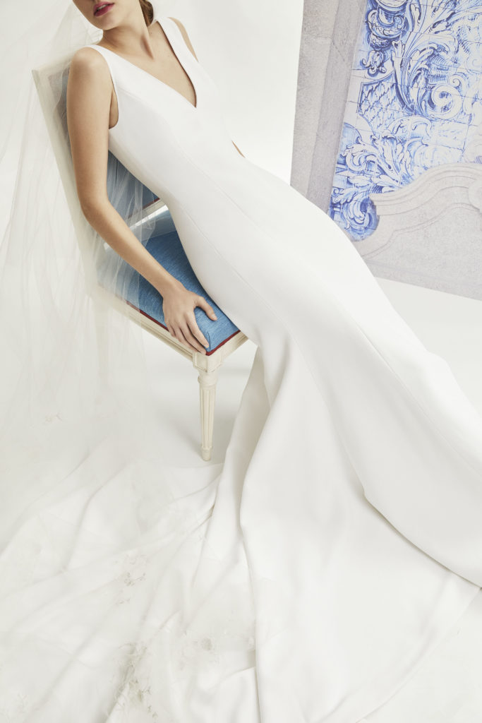 Wedding Dresses Carolina Herrera Ever After Coconut Grove Magazine